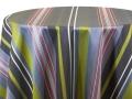Shinjuku Striped Tablecloths