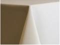 Cream Velvet Tablecloths