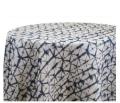 Shibori Hex Poly Tablecloths