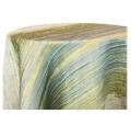 Moss Shibori Stripe Tablecloths