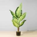 3.3ft Eren Evergreen Potted Plant