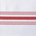 Red Stripe Bistro Napkin Pack of 12