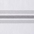 Grey Stripe Bistro Napkin Pack of 12