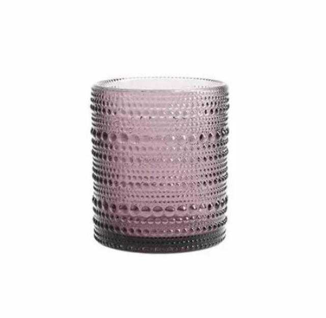 10 ounce Purple Jupiter Glass Rack of 25