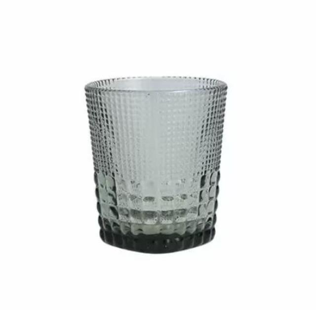 11 ounce Grey Malcolm Glass Rack of 25