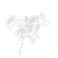Sign, Good Vibes LED