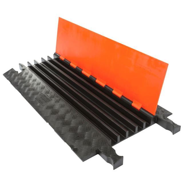 5 Slot x 3 foot Long Cable Protector