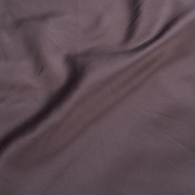 12 x 96 inch Brown Satin Runner