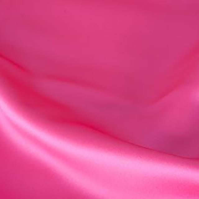 12 x 108 inch Hot Pink Satin Runner