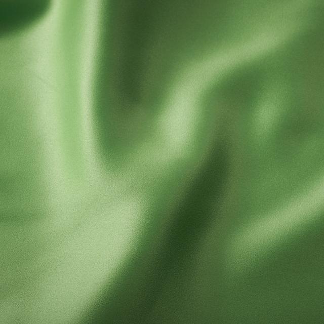 12 x 108 inch Lime Green Satin Runner