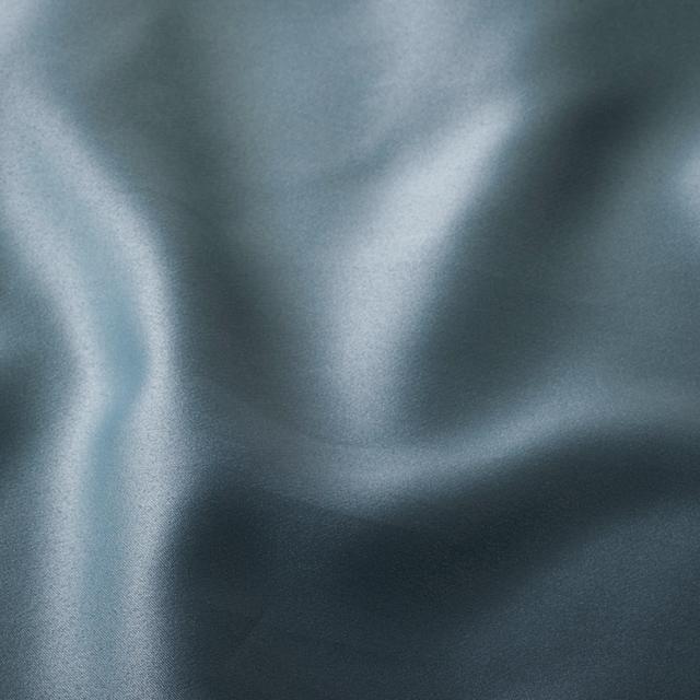 12 x 108 inch Sea Blue Satin Runner