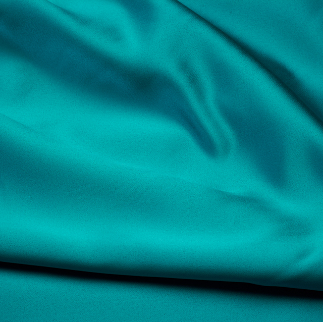 12 x 108 inch Teal Satin Runner