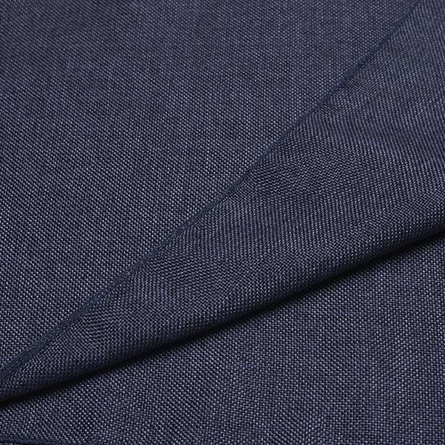 13 x 108 inch Navy Blue Linen Runner