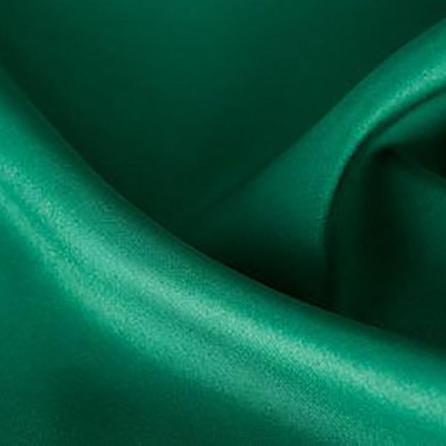 Forest Green Satin Chair Tie