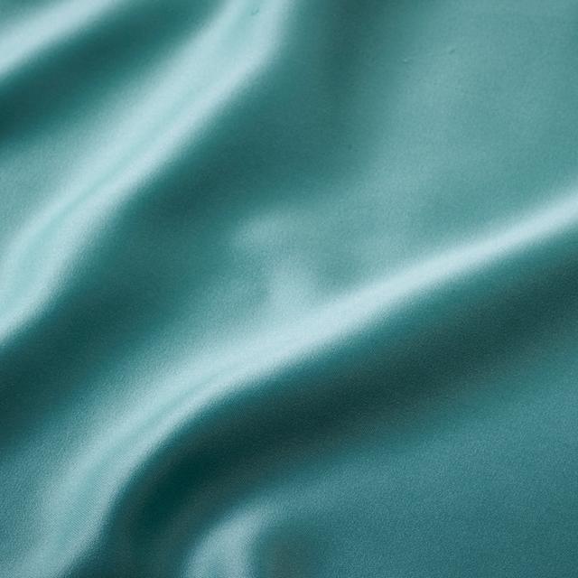 Tiffany Blue Satin Chair Tie