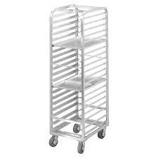 Bun Pan Rack with Wheels