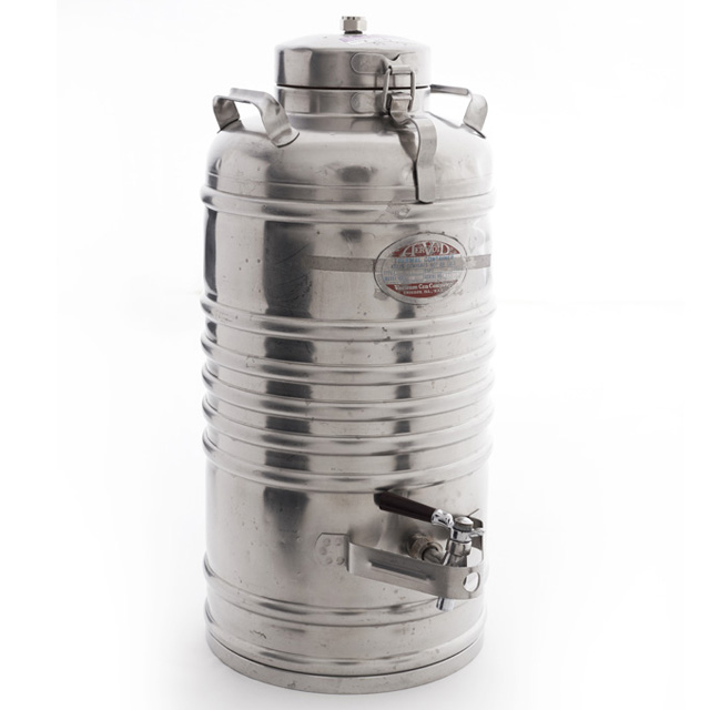 5 Gallon Stainless Steel Insulated Beverage Container